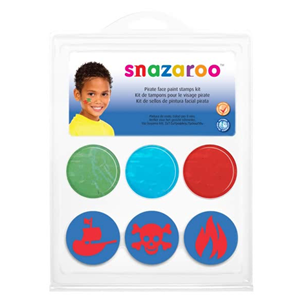 Kit Carimbo Rapaz Snazaroo