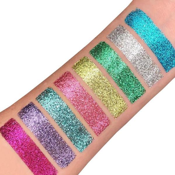 Kit Chunky Glitter Rosa e Azul Biodegradável