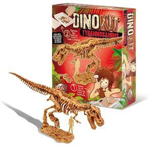 Kit Escavação Dinossauro Fóssil T-Rex