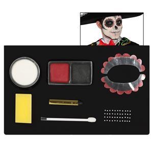 Kit Maquilhagem Dia dos Mortos
