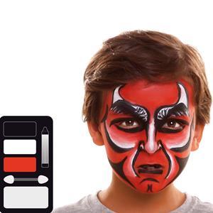 Kit Maquilhagem Diabo