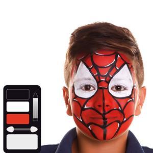 Kit Maquilhagem Homem Aranha