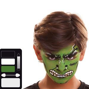 Kit Maquilhagem Hulk