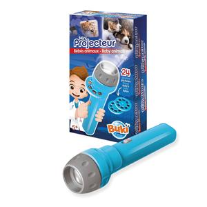 Lanterna Mini Projetor Slides Animais