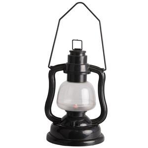 Lanterna Preta Decorativa, 16 cm