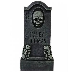 Lápide Kaley Thomas em Esferovite, 61 cm