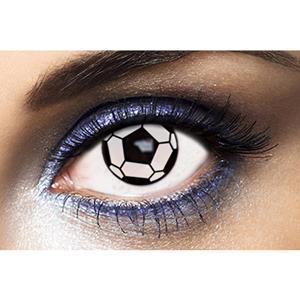 Lentes Efeito Especiais Bola Futebol