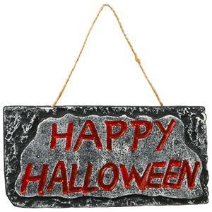 Letreiro Happy Halloween