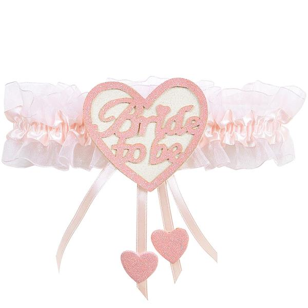 Liga Rosa Com Coração Bride To Be