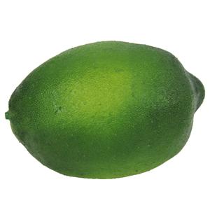 Limão Verde de Plástico