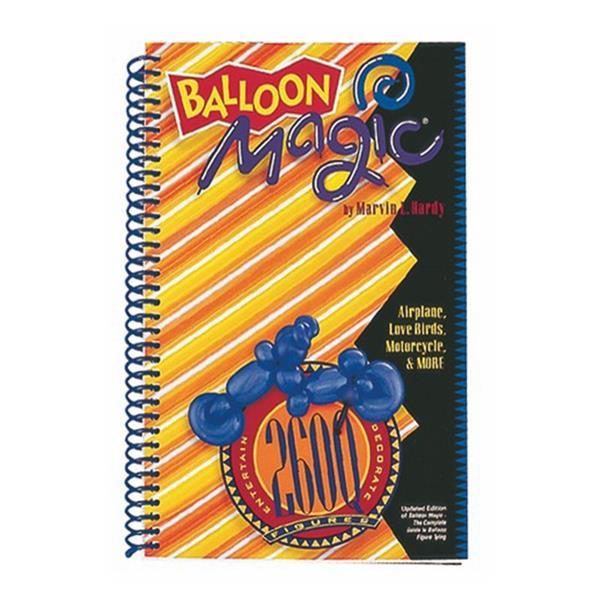 Livro Balões de Modelar Qualatex