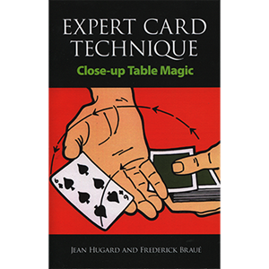 Livro Cartomagia Expert Card Technique