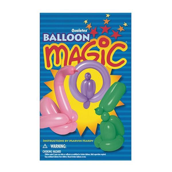 Livro Guia Iniciação Balões Modelar Qualatex