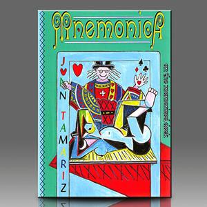 Livro Mnemonica de Juan Tamariz