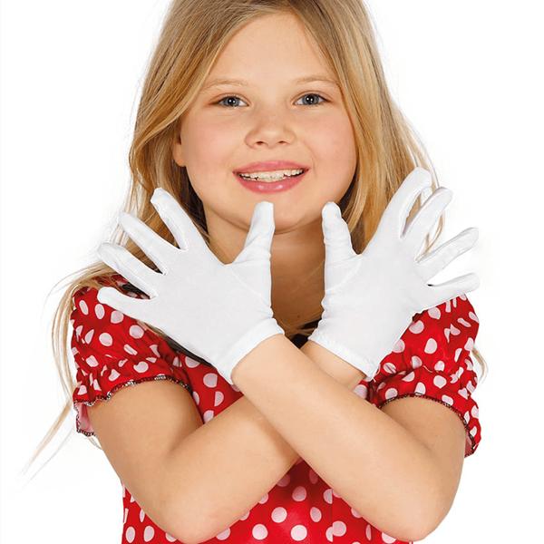 Luvas Brancas, Criança