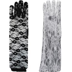 Luvas de Renda, 35 cm