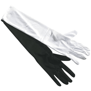Luvas em tecido 45 cm