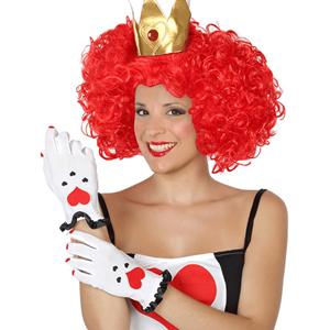 Luvas Rainha dos Corações
