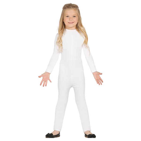 Maillot Criança, Branco