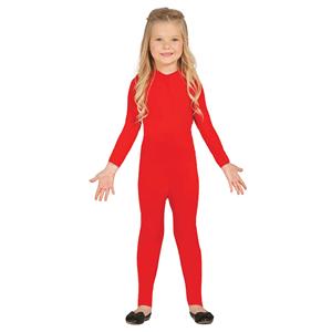Maillot Criança, Vermelho