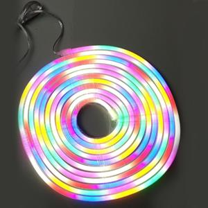 Mangueira Led SMD Multicolor Neon, 5 mt