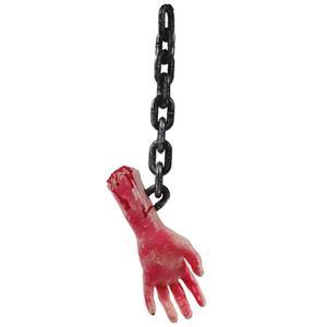 Mão Amputada com Corrente