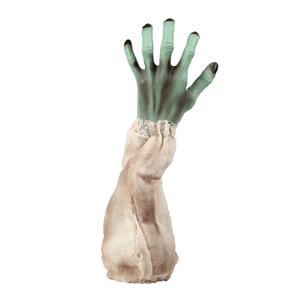 Mão Assustadora com Luz e Som, 40 Cm