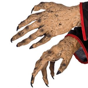 Mão Gigantes Monstro