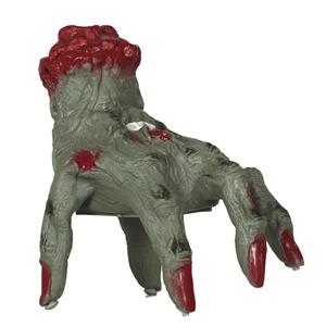 Mão Zombie com Som e Movimento, 20 Cm