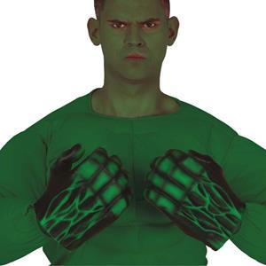 Mãos Hulk