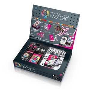 Caixa de Magia Interativa Marvins iMagic