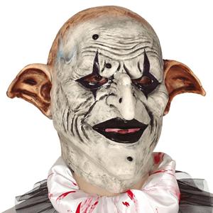 Mascara Arlequim Assustador, Adulto
