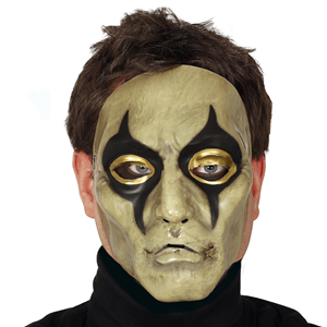Máscara Arlequim Diabólico, Adulto