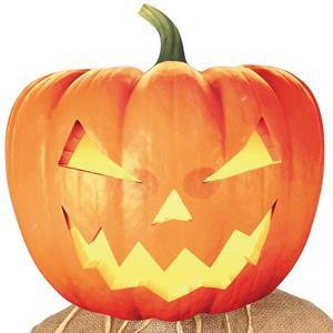 Máscara Abóbora Gigante Halloween