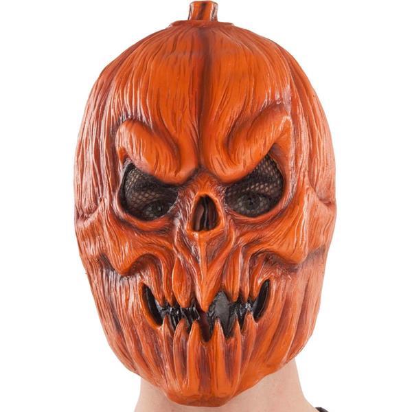 Máscara Abóbora Terrorífica