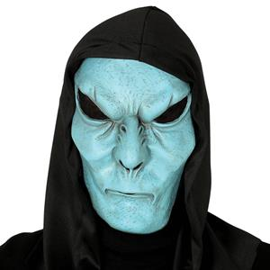Máscara Allien Azul com Capuz
