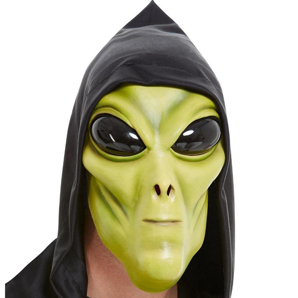 Máscara Allien Verde