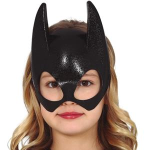 Máscara Batgirl, criança