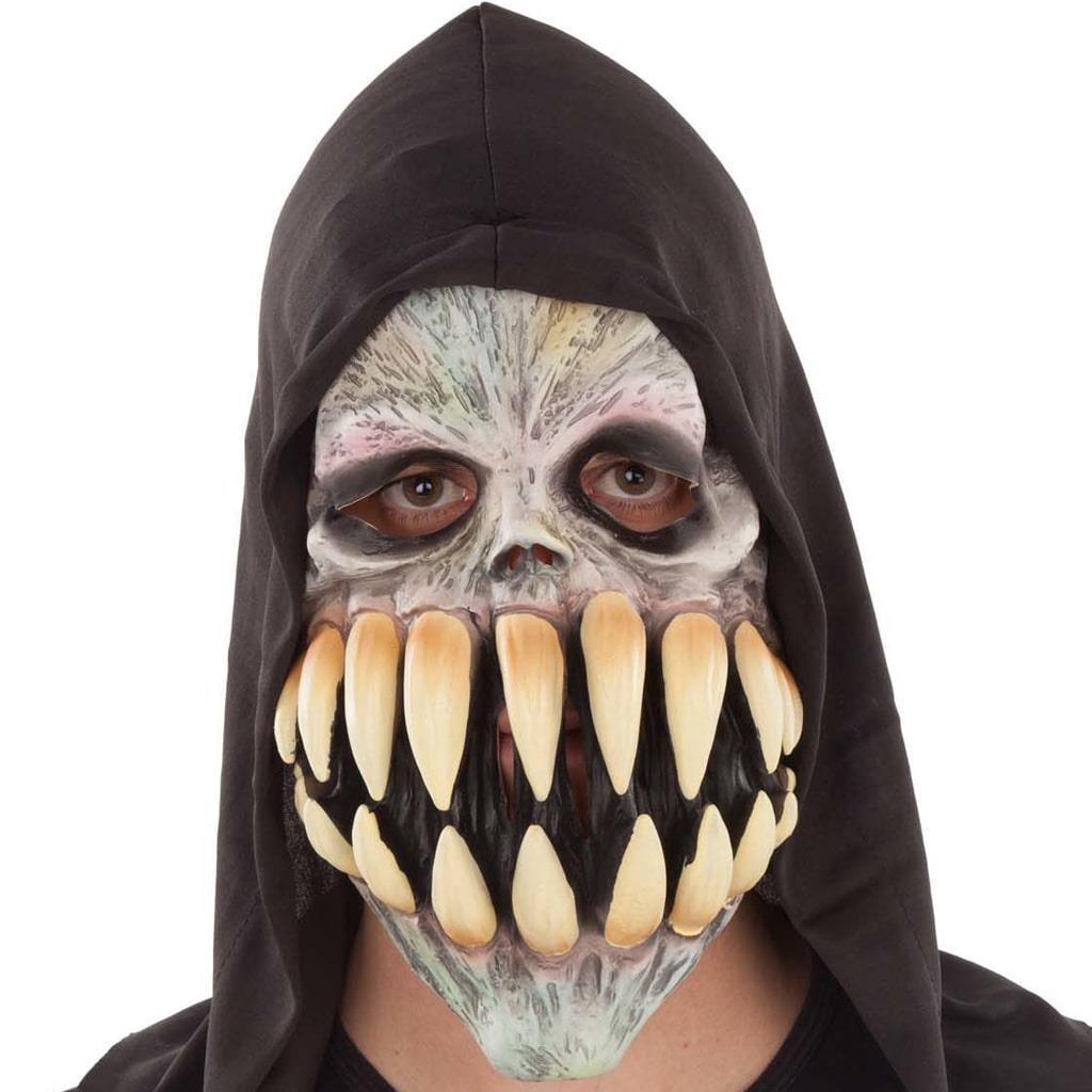Máscara Boca Diabólica