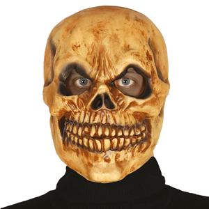 Máscara Caveira Assustadora em Latex