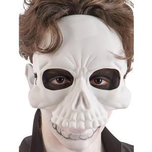 Máscara Caveira Branca