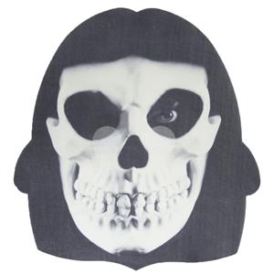 Máscara Caveira em placa de EVA, Adulto