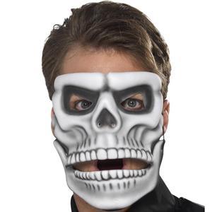 Máscara Caveira Maxilar Amovível