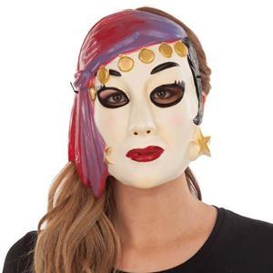 Máscara Cigana Dançarina, Adulto