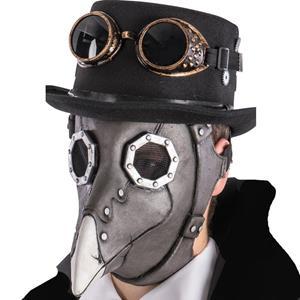Máscara Corvo Steampunk