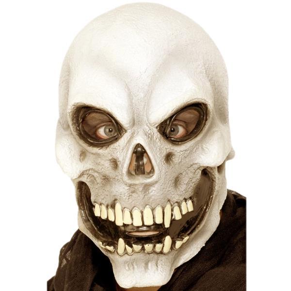 Máscara Crânio Assustador