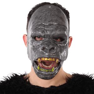 Máscara de Gorila Selvagem, Adulto