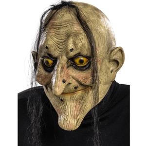 Máscara de Velho em Látex