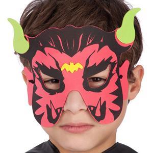 Máscara Diabo, Eva