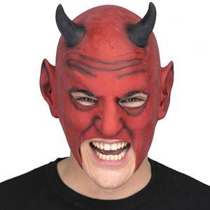 Máscara Diabo Malvado em Látex